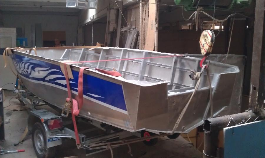 Ремонт лодок, катеров в Москве